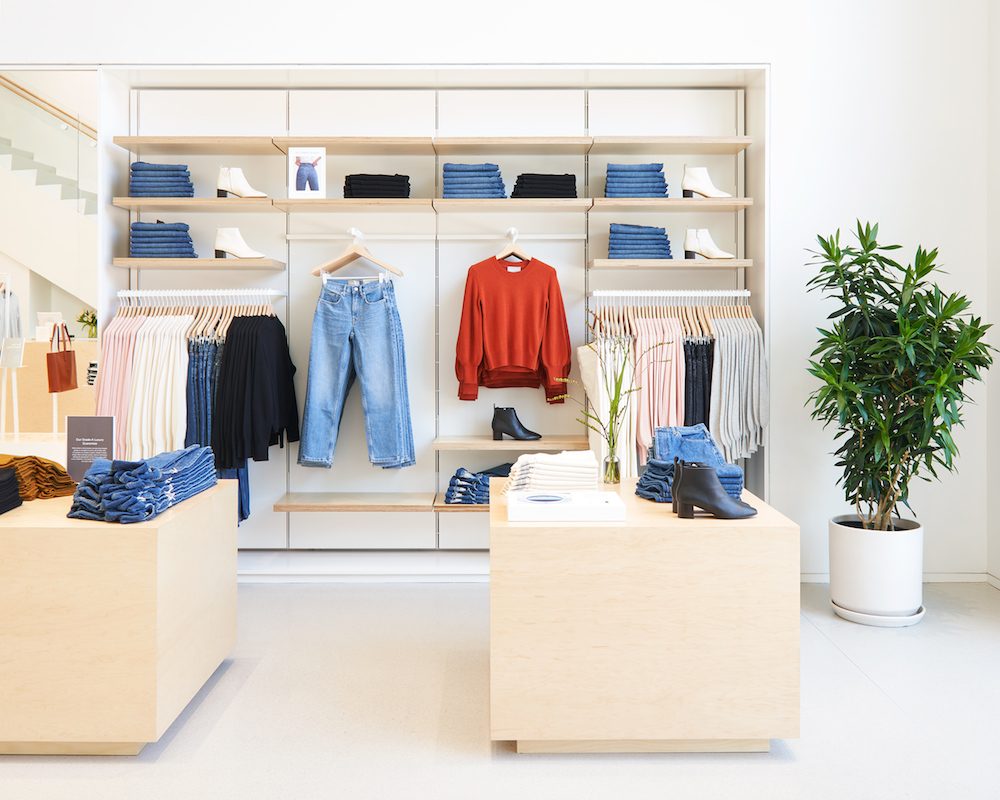 Clothing Brand Everlane is Ever-Expanding With Williamsburg Store - PUNCHLAND 4