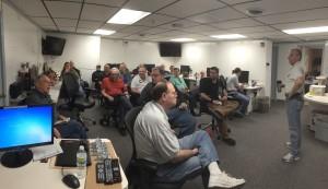 Bedford Amateur Radio Club meeting February 20, 2016