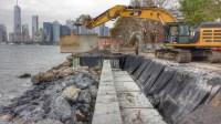 Sea Wall Construction   www.pixshark.com - Images ...