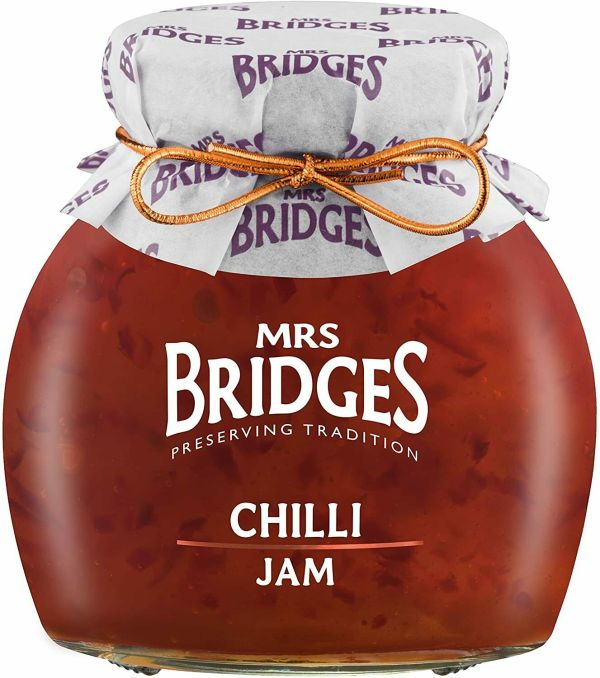 Mrs Bridges Chilli Jam