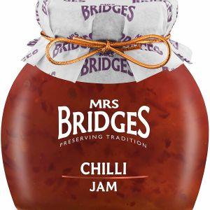 Mrs Bridges Chilli Jam