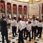 Touring the Capitol