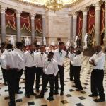 Inside the Capitol Building