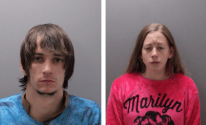 Bedford Police Arrest Man and Woman for Robbery