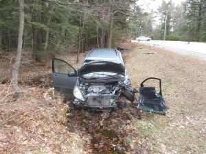 Bedford Police Investigating Serious Head-on Collision with Injuries