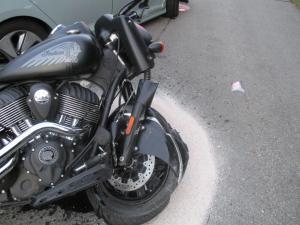 *UPDATE* Bedford Police Investigating Motor Vehicle Crash Involving Motorcycle