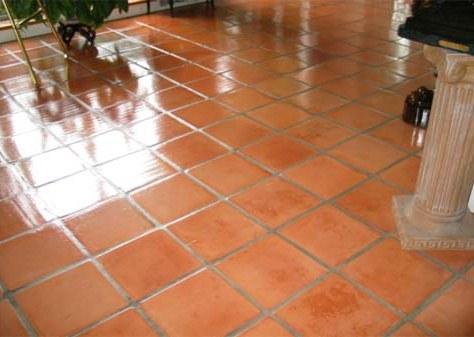 choosing a sealer for terracotta tiles