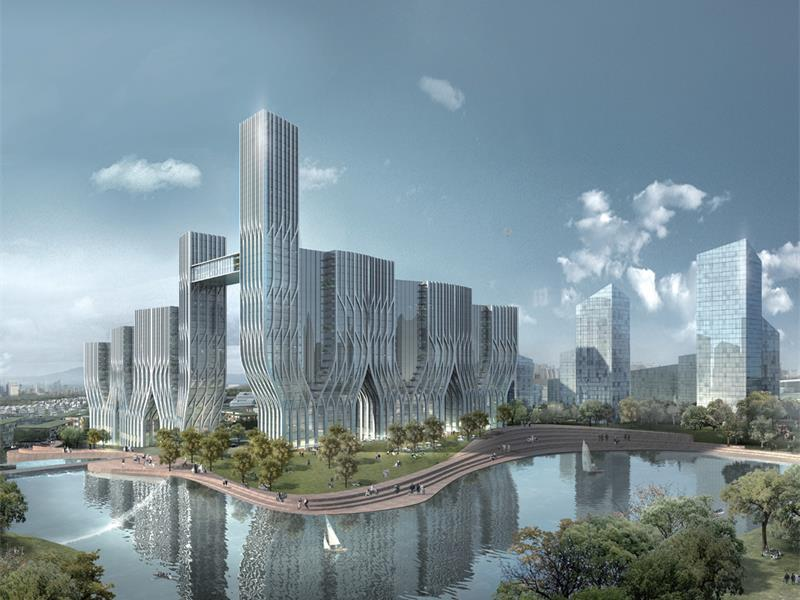 Modderfontein The City Of The Future Bedfordview