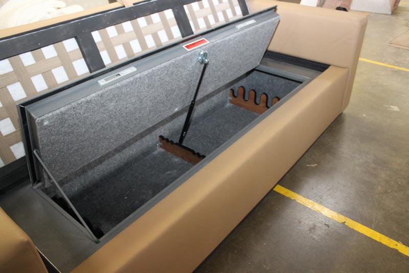 sofa gun safe bed foam folding couch bunker and hidden furniture bedbunker safes img 6824 kingsville