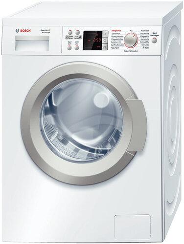 Bosch Waschmaschine Wasserhahn Symbol Blinkt : bosch, waschmaschine, wasserhahn, symbol, blinkt, Bedienungsanleitung, Bosch, WAQ284A1, Seiten)