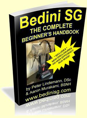 Bedini SG - The Complete Beginner's HANDBOOK by Peter Lindemann & Aaron Murakami