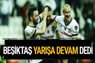 Beşiktaş – Kayserispor maçı golleri ve geniş özeti