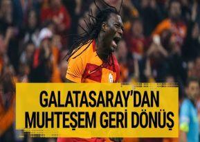 Galatasaray Konyaspor maçı golleri ve geniş özeti