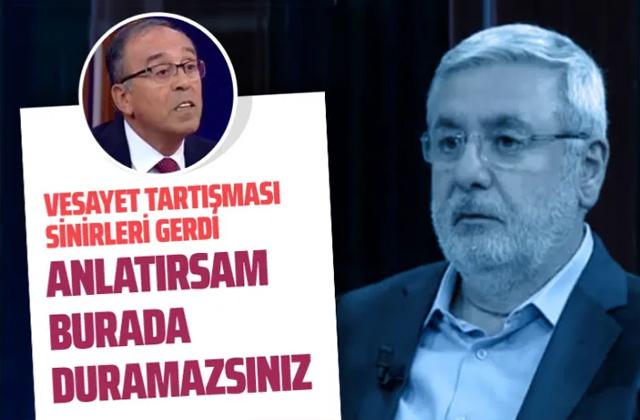 Yavuz'un sözleri Mehmet Metiner'i kızdırdı
