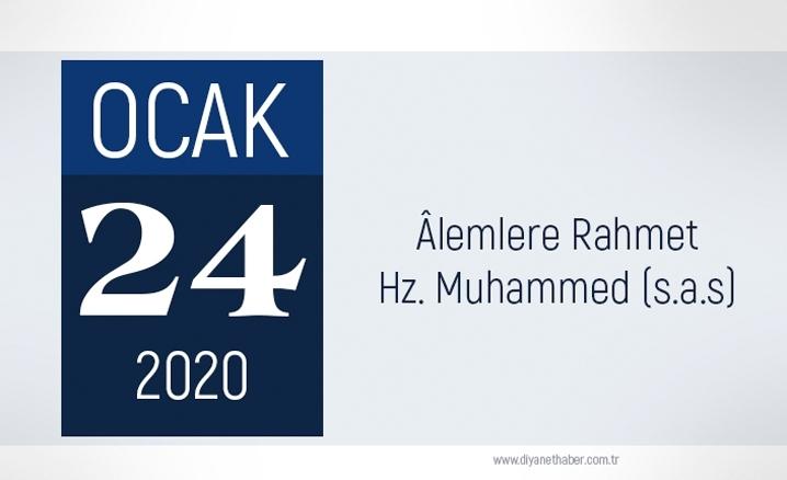 Âlemlere Rahmet Hz. Muhammed (s.a.s)
