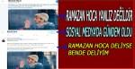 Ramazan Hoca Yalnız Değildir kampanyası sosyal medyada TT oldu