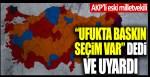 Flaş iddia! Baskın seçim mi geliyor? AKP, MHP, Ahmet Davutoğlu, Ali Babacan, CHP, İYİ Parti…