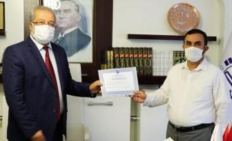 Tashih-i Huruf belge töreni düzenlendi