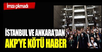 AKP'ye İstanbul ve Ankara'dan kötü haber!
