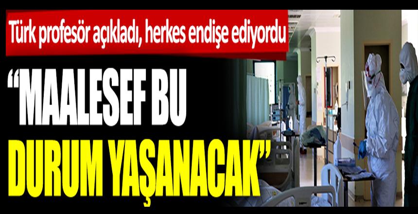 Türk profesör açıkladı, herkes endişe ediyordu: Maalesef bu durum yaşanacak: Farklarını söyledi