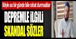 Cumhuriyet düşmanları İzmir depremini yine zinaya bağladılar