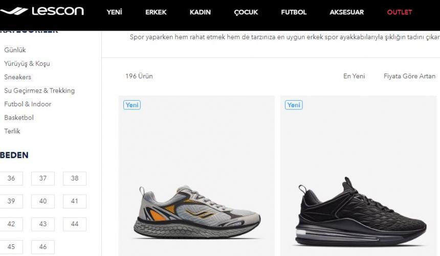 Ortopedik Spor Ayakkabı Modelleri
