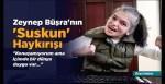 """Zeynep Büşra'nın """"Suskun"""" haykırışı: Konuşamıyorum ama içimde bir dünya duygu var"""