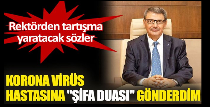 Pamukkale Üniversitesi Rektörü Prof. Dr. Ahmet Kutluhan'dan tartışma yaratacak sözler