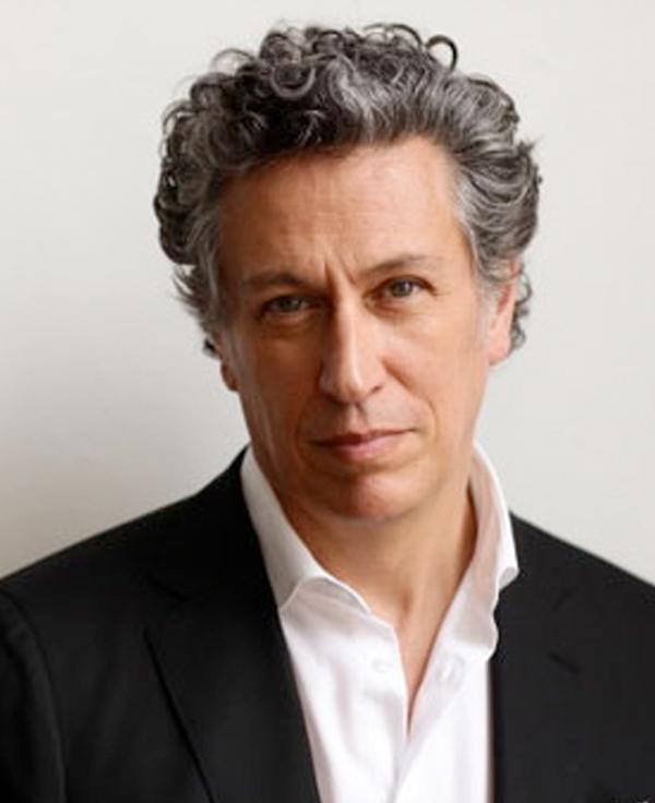 Headshot of an actor