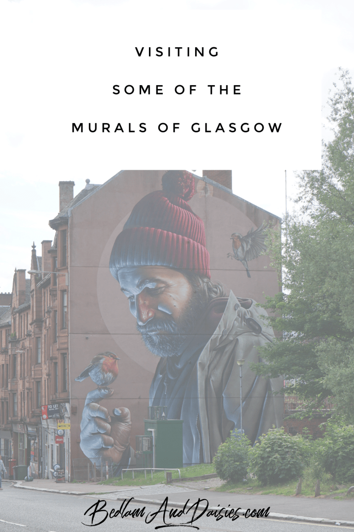Murals of Glasgow