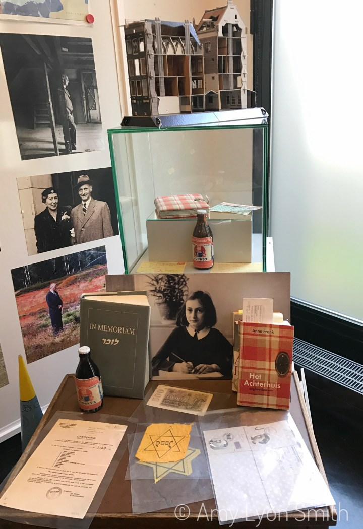 If you travel to Amsterdam, the Anne Frank House should be on your itinerary of places to visit. The museum tells the story of the Frank family and facts about that time in history. Read my tips, quotes, and thoughts as we journey through the annex and into the museum.