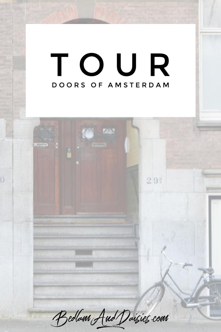Tour Doors of Amsterdam