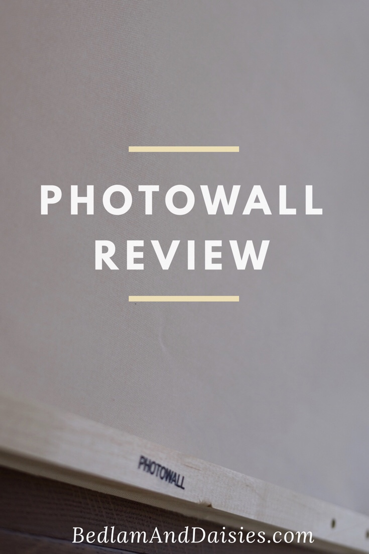Photowall Review
