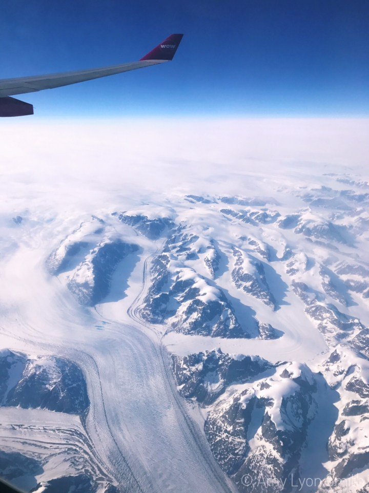 Glaciers of Greenland