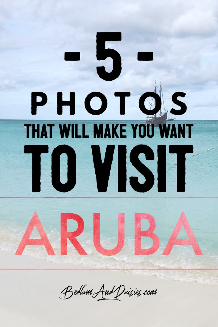 5 photos that will make you want to visit Aruba