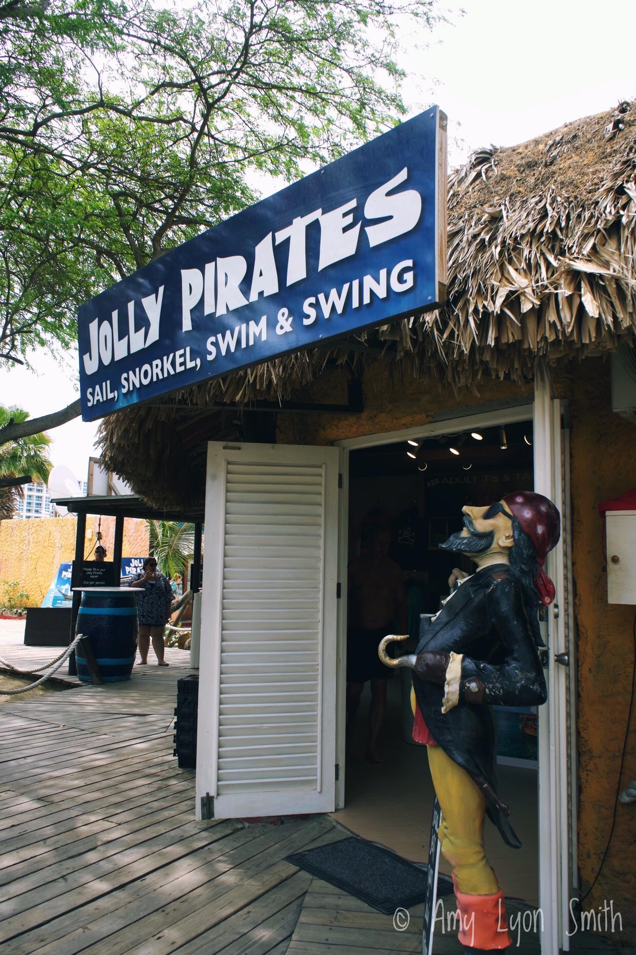 Snorkeling in Aruba - Bedlam & Daisies