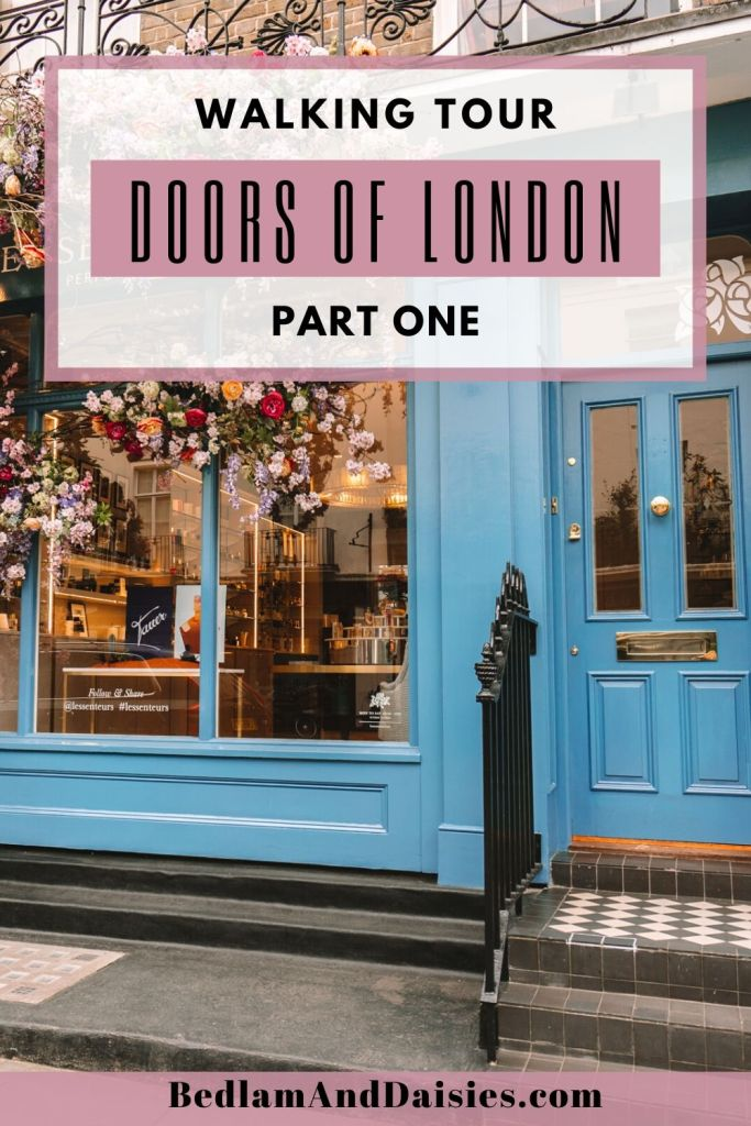 London offered many gems as I strolled along its streets. Check out these Doors of London that I captured while strolling through Belgravia.  #london #doors #england #uk #travel