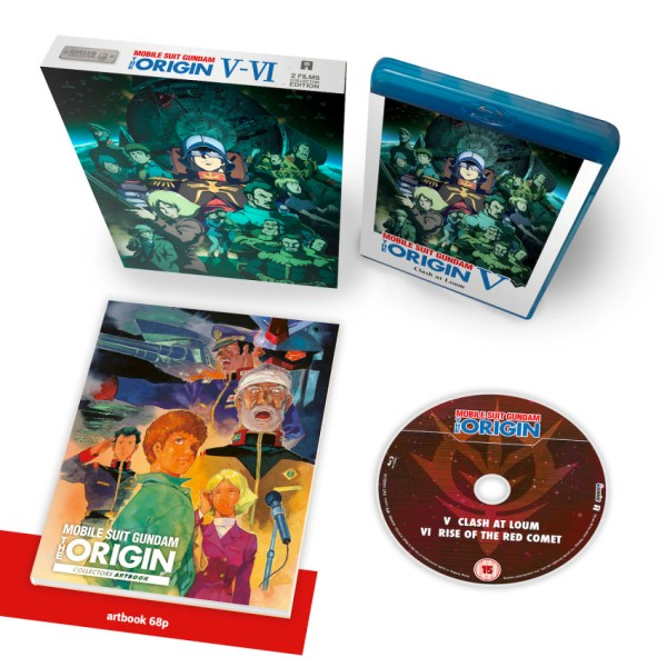Blu-ray Ltd. Collector's Edition set