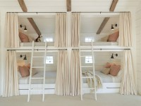 Built In Bunk Beds Plans