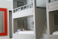 Awesome Built In Bunk Bed Plans 22 Pictures