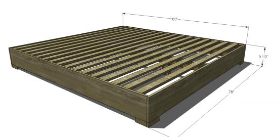 PDF DIY King Size Bed Plans Dimensions Download King