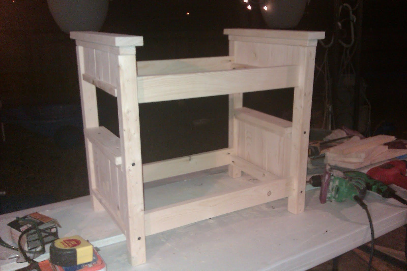 How To Build Woodworking Plans Doll Bunk Beds Plans Woodworking