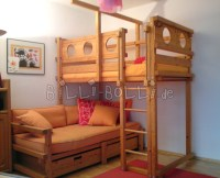 diy loft bed plans with stairs | woodplans