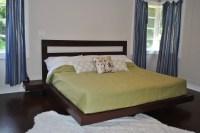 Platform Bed Plans King | BED PLANS DIY & BLUEPRINTS