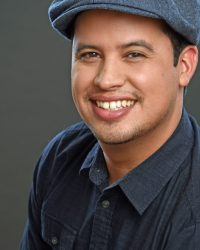 Sean Whitehorn Headshot. Co-Host of the Be Dream Do Podcast
