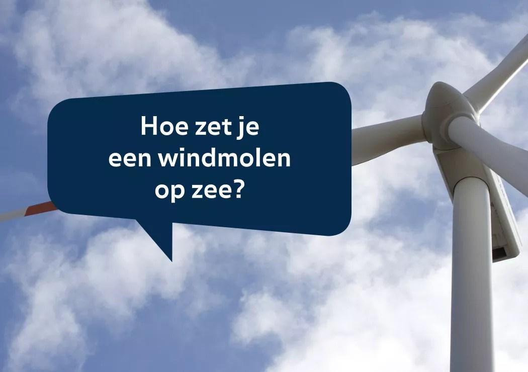 open vraag windmolen