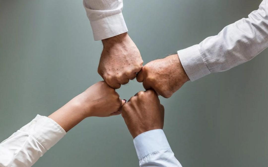 Hoe kan ik collega's meekrijgen om 'iets met bedrijven' te doen?