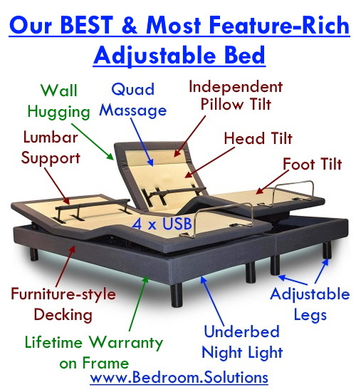 best adjustable beds reviews of top
