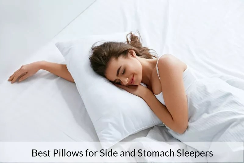 best pillow for side and belly sleepers