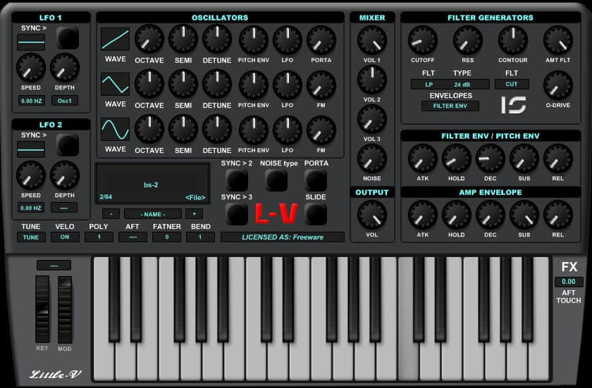 free edm synthesizer vst